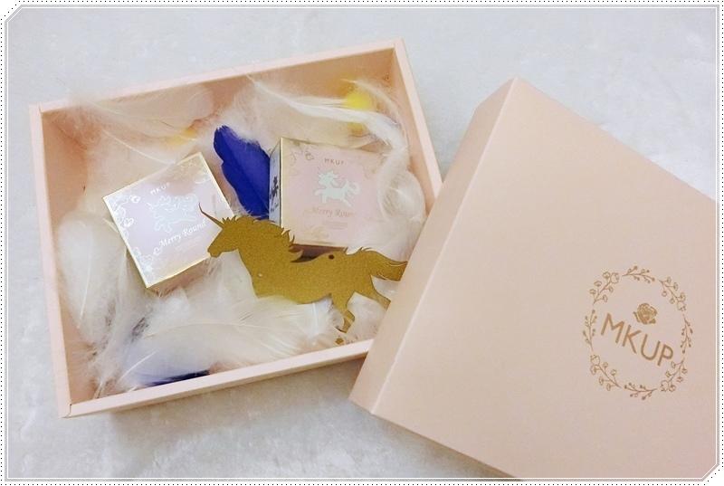 MKUP 獨角獸雪絨花無瑕粉餅CIMG3395.JPG