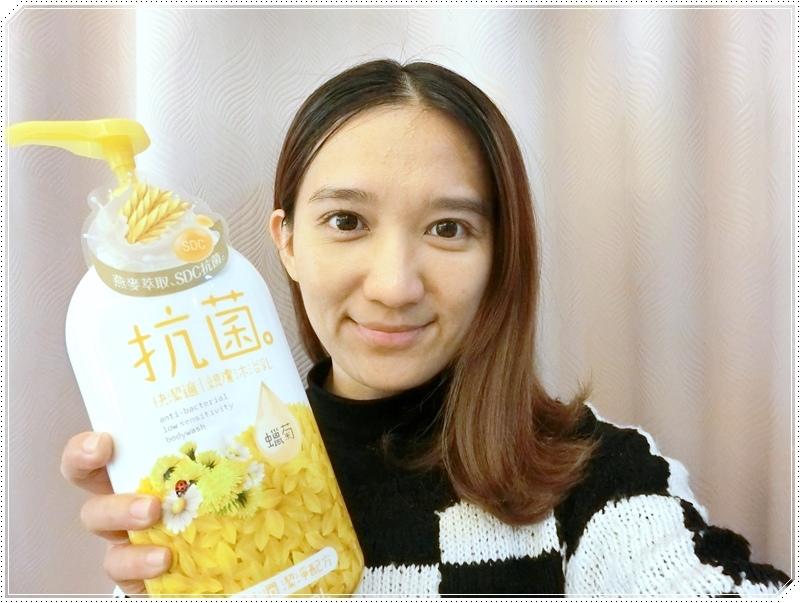 快潔適親膚沐浴乳CIMG4052.JPG