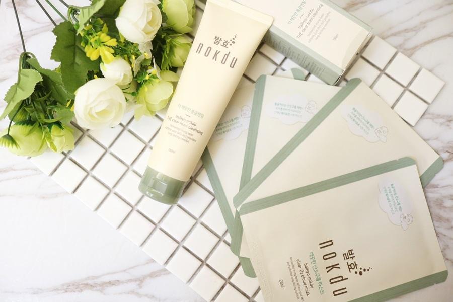 韓國天然有機護膚保養品牌 - Coreana nokdu0.JPG