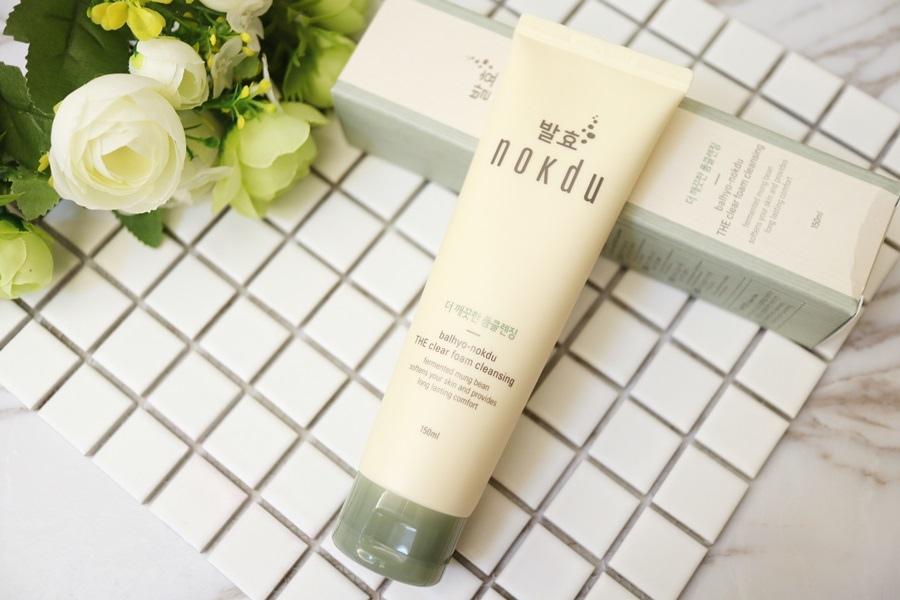 韓國天然有機護膚保養品牌 -  Coreana nokdu1.JPG