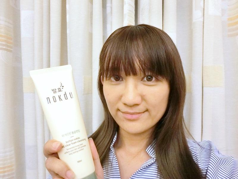 韓國天然有機護膚保養品牌 -  Coreana nokdu10.JPG