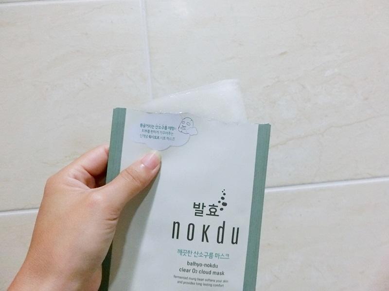 韓國天然有機護膚保養品牌 -  Coreana nokdu12.JPG