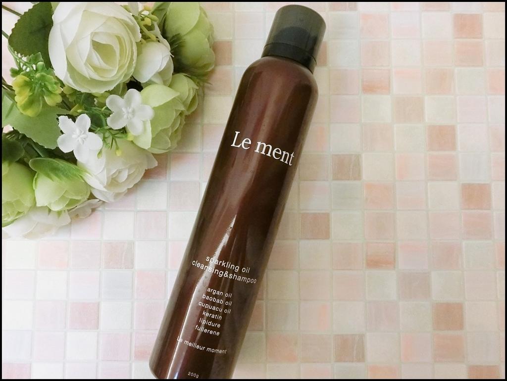 Le ment碳酸精油 深層淨化洗髮精 %26; Le ment 修護髮膜1.JPG