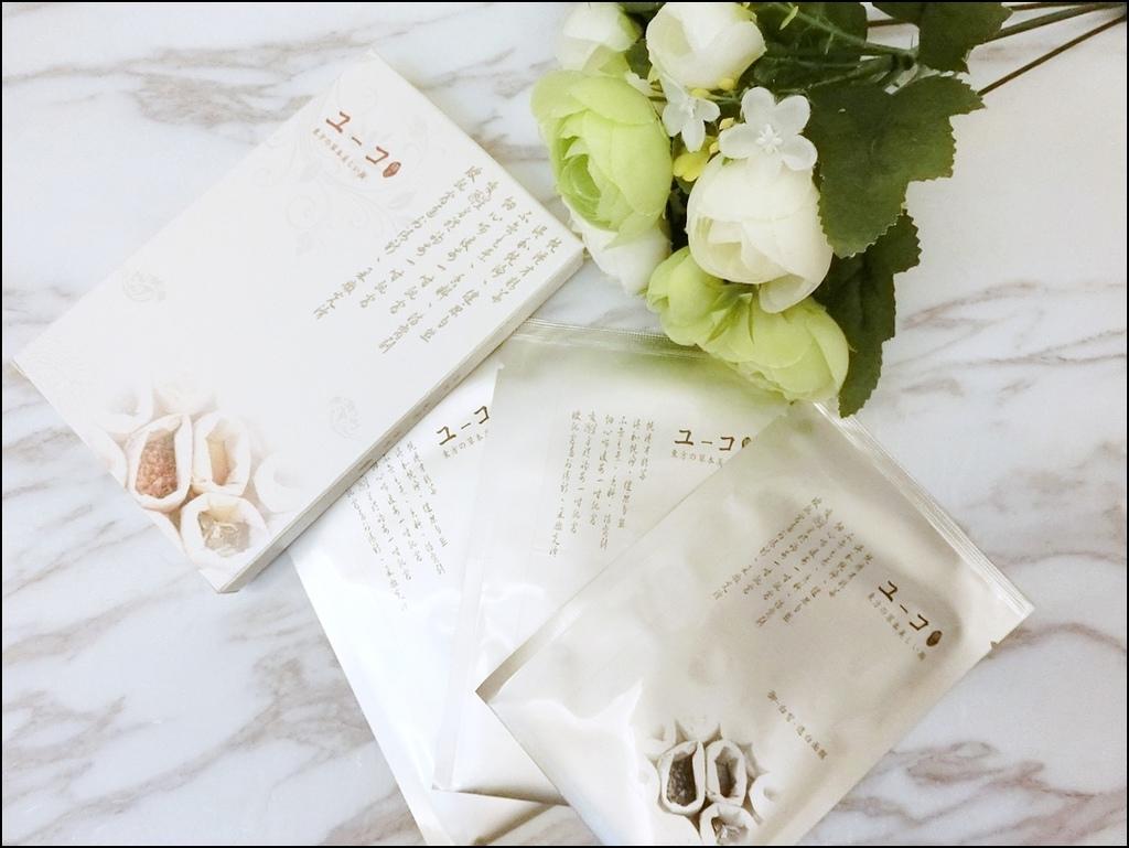 玉蔻漢方-白皙透白面膜 0.JPG