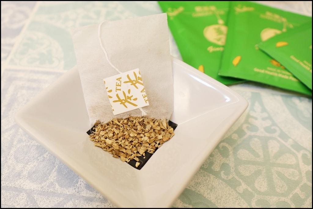 薑可治薑茶包內容物-薑茶包推薦