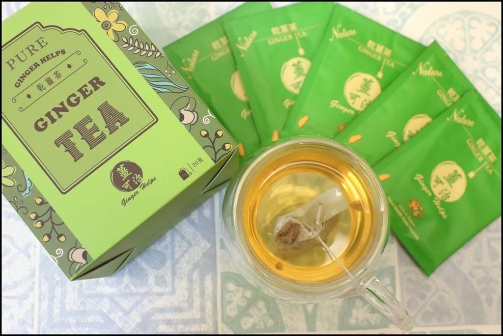 薑可治乾薑茶包沖泡-薑茶推薦