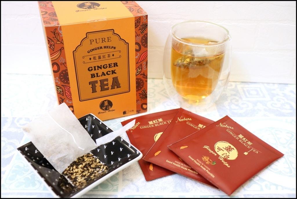 薑可治薑紅茶包-薑紅茶包推薦
