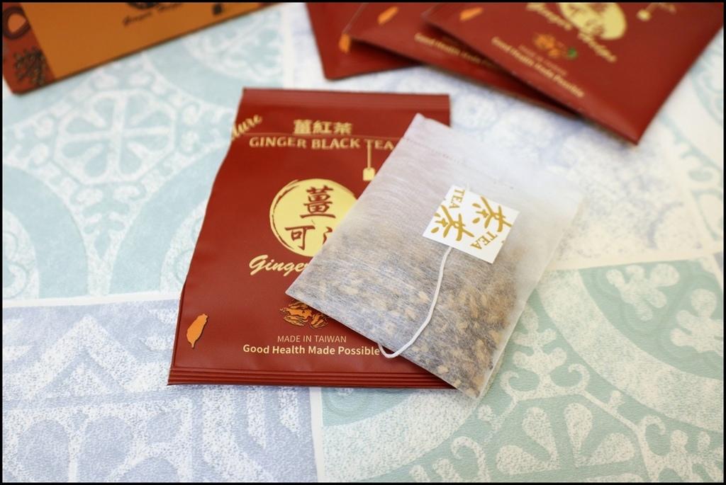 薑可治薑紅茶包小包裝-薑紅茶包推薦