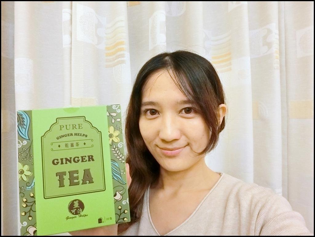 薑可治乾薑茶包禮盒-薑茶推薦