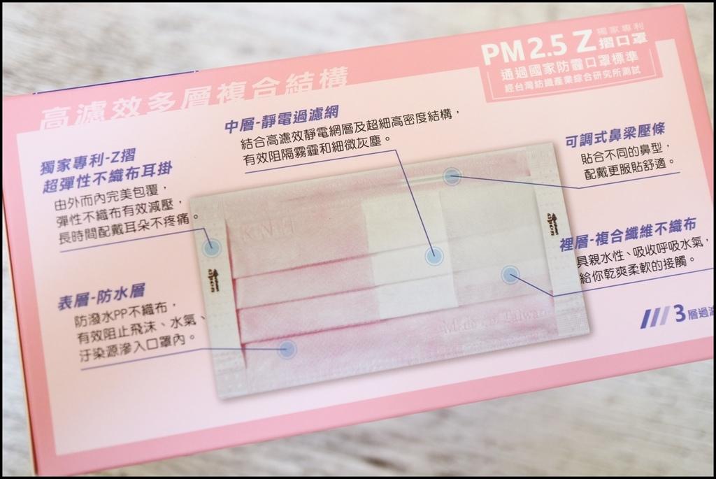 康乃馨PM2.5 Z摺口罩5.JPG
