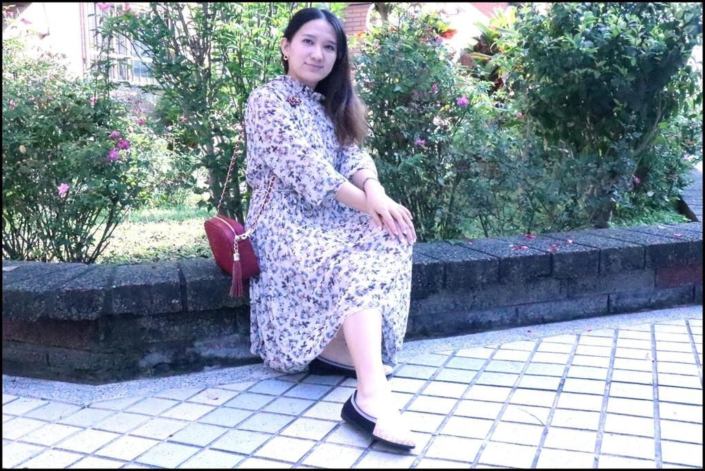 inooknit ~ 巢紋點綴樂福鞋7.JPG