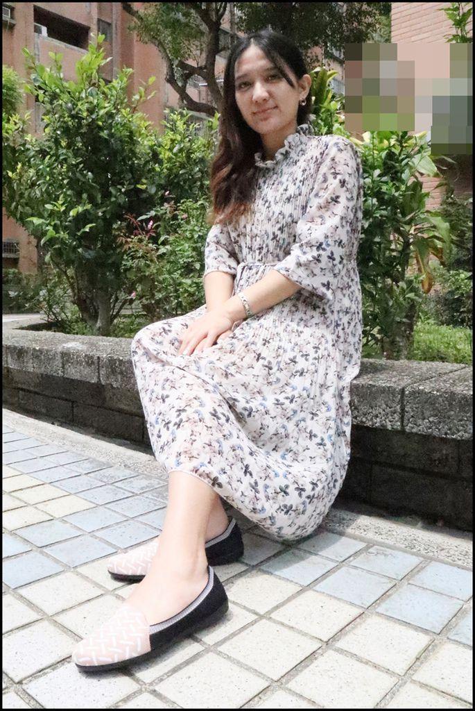 inooknit ~ 巢紋點綴樂福鞋IMG_7855.JPG