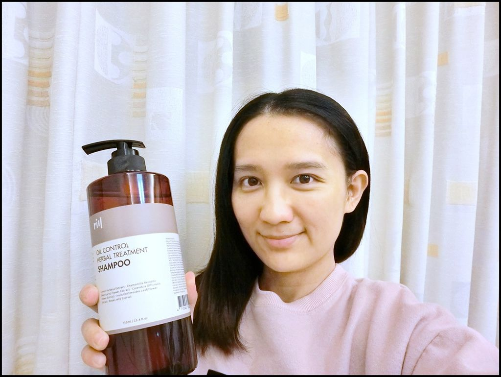 rillR 川 頭皮控油淨化草本洗髮精CIMG9642.JPG
