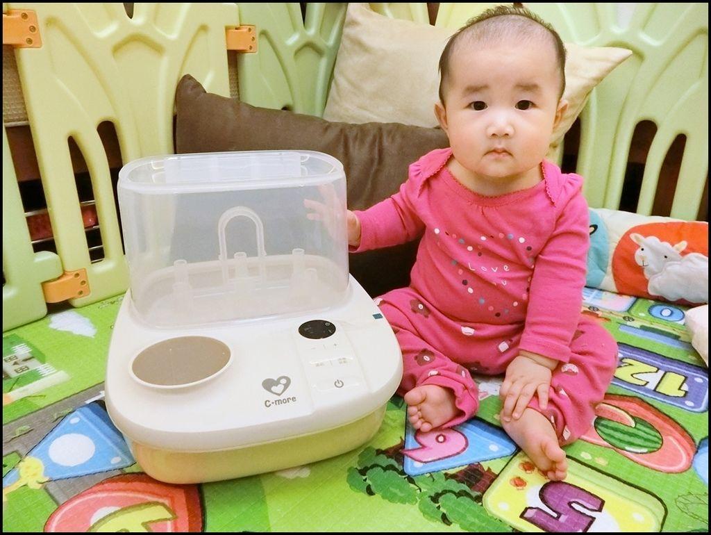 新貝樂 K2高效能溫奶消毒烘乾鍋CIMG9741.JPG