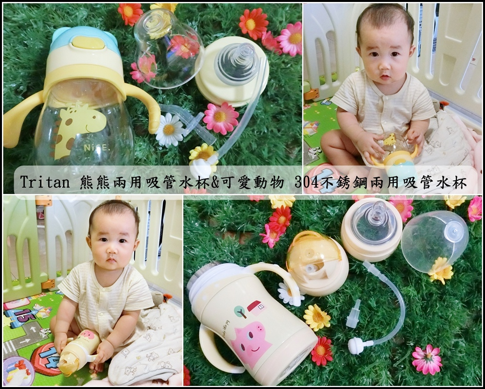 BabyTalk - Tritan 熊熊兩用吸管水杯%26;可愛動物 304不銹鋼兩用吸管水杯0.jpg