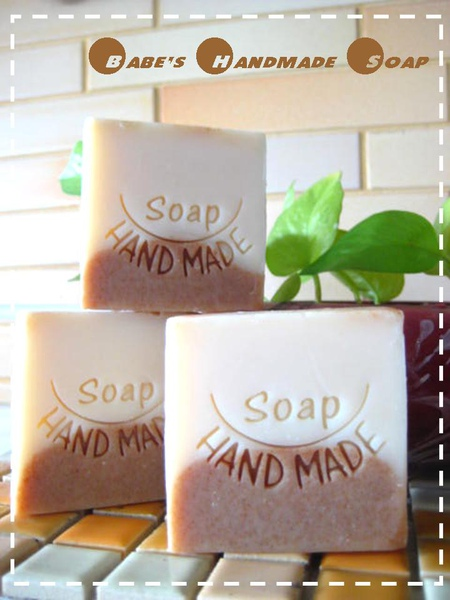 No101 榛果保濕皂1