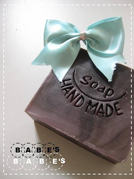 BO弟紫草荷荷芭母乳皂1