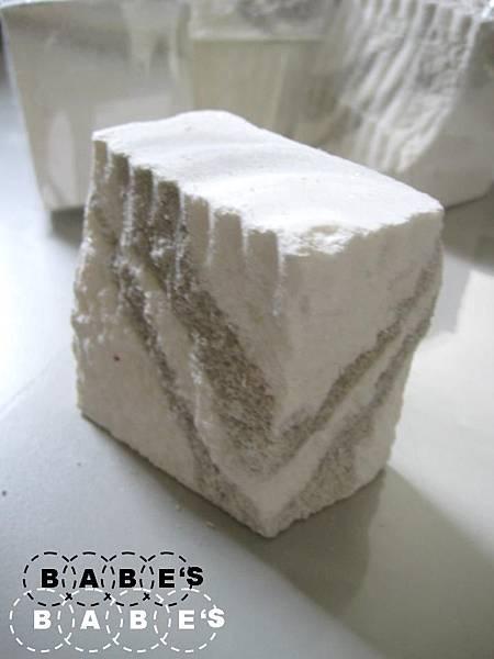 No116 100% 海鹽去角質椰油皂1