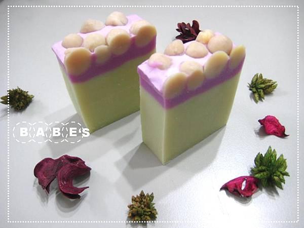 No123 奢華薰衣草馬賽皂