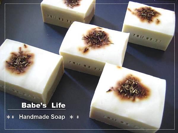 No110 桂花葡萄寶寶皂
