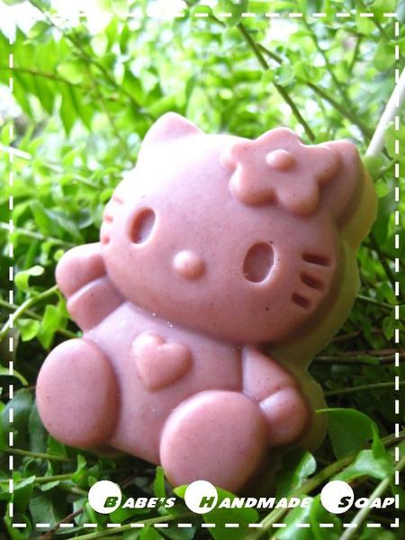 No92 玫瑰杏桃豆乳皂