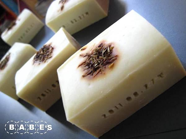 No110 桂花葡萄寶寶皂2