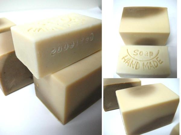 奧莉塔艾草純橄欖皂比較圖