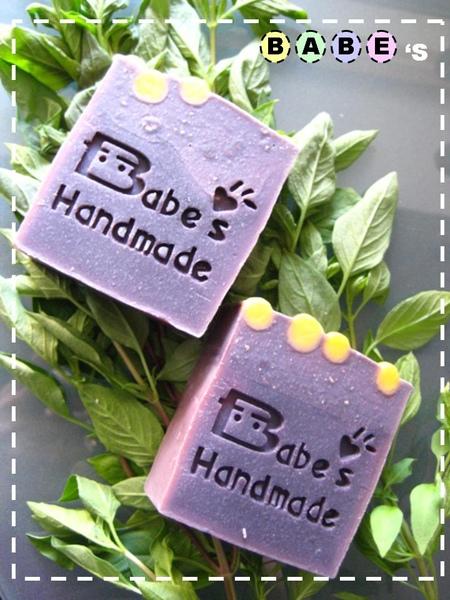 Ruby訂製皂 第三回 月光來囉~紫草皂