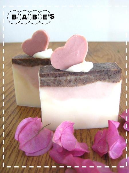 Olivia 婚禮皂2