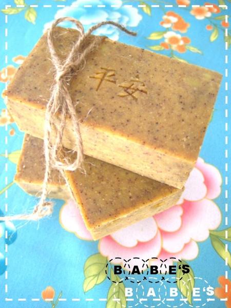 No71 咖啡去角質家事皂(洗手皂)1