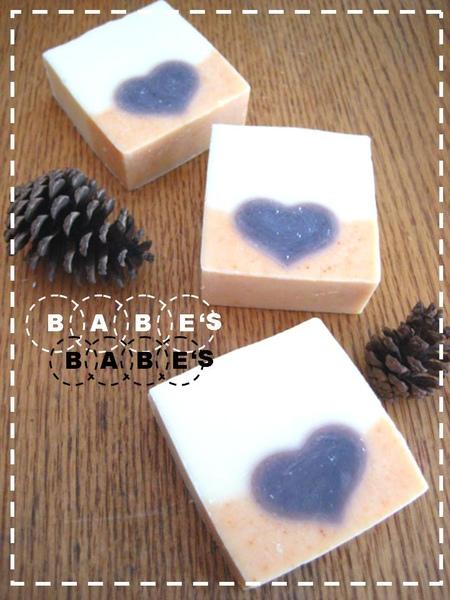 珮丞訂製皂-桂花香氛皂2