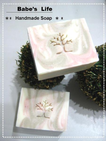 Ruby訂製皂-蜜桃草莓皂