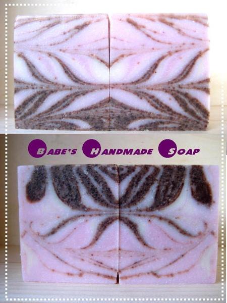 No102 紫羅蘭可可脂皂1