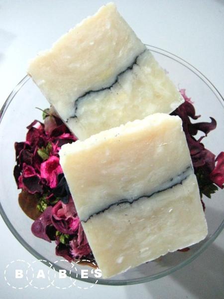 失敗之奶黃桐油皂1