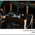 I'm sososorry~ 民宿烤肉架BBQ到底都垮了