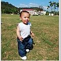 大草坪最適合放小人奔跑