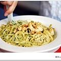 少爺指定的-青醬G肉義大利麵