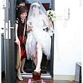 新娘踩瓦片踢躂舞系列