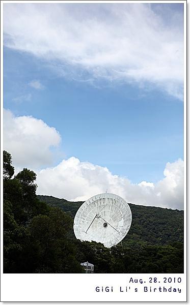 羊咩阿姨說的,這大耳朵是跟外星人溝通用的