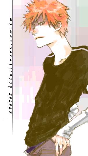 BLEACH 200407 首張一護CGb