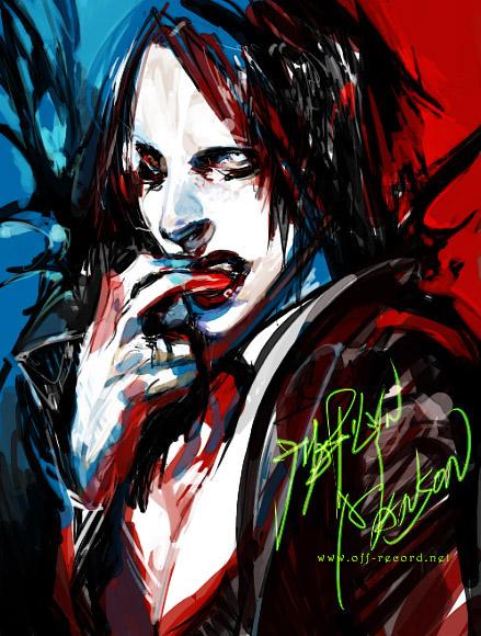 200704 Marilyn Manson