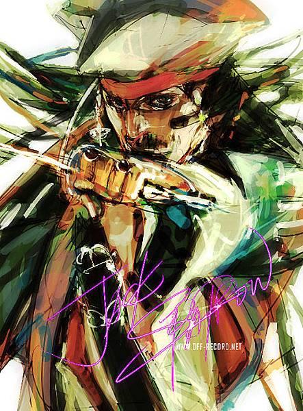 神鬼奇航 200704 Jack Sparrow