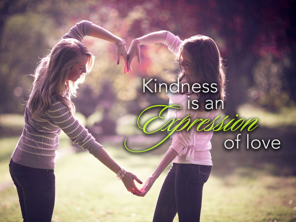 kindness-expresses-love