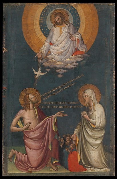 The Intercession of Christ and the Virgin