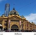 6. Flinders Street Station