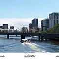 75. Queen Bridge of Melbourne Yarra River
