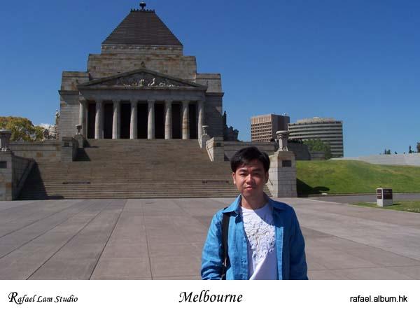 3. Shrine of Rememberance