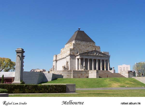 4. Shrine of Rememberance