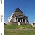 6. Shrine of Rememberance