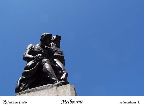 36. Sculpture in Melbourne City